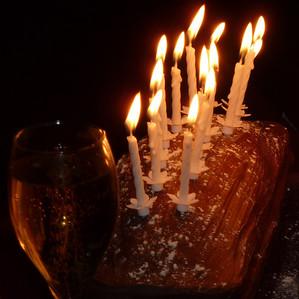 Bougies - anniversaires
