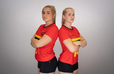Elite Volleyball Portretter