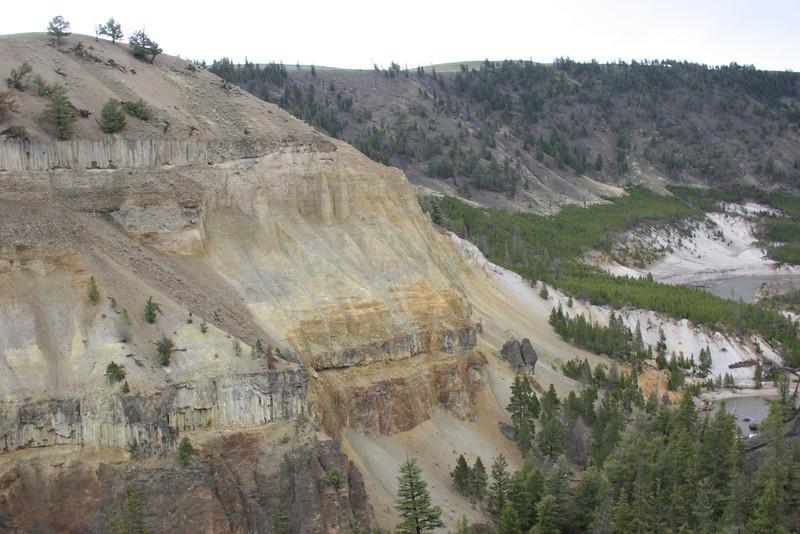 part of caldera