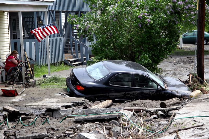 2011 Central Vermont Flood