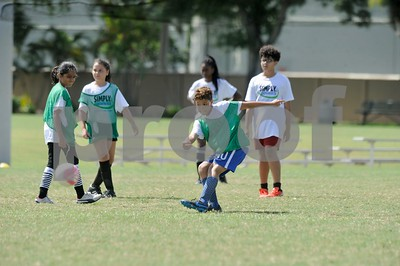 Simply Soccer Summer Camp Week 6, 2019