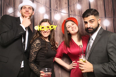 Brittany & Nick's Engagement Party January 12th, 2019