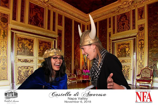 11-6-18 Castello di Amorosa