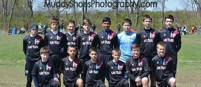 Spring 2015 U13 Nike Challenge Cup