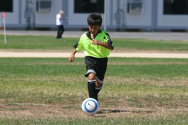 2005 Green Lasers Soccer (Erik)