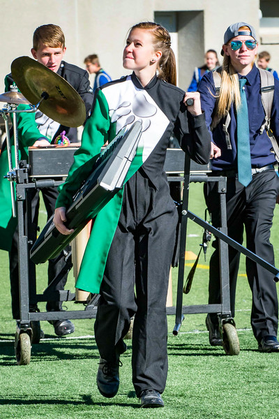 Colorado State Marching Band 2017 4A / 5A