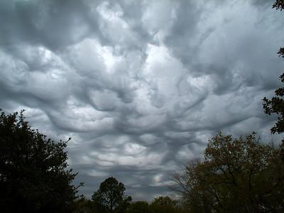 Storm Clouds 03-25-09
