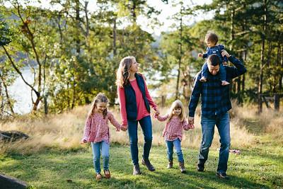 Segar Family   Fall '19