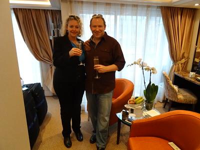 "Cruise # 44- Rhine River Cruise in Germany & France onboard ""AmaSerena""- November, 2015"