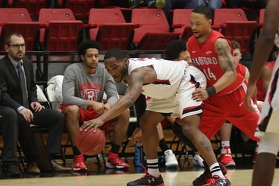 Men's Basketball vs Radford