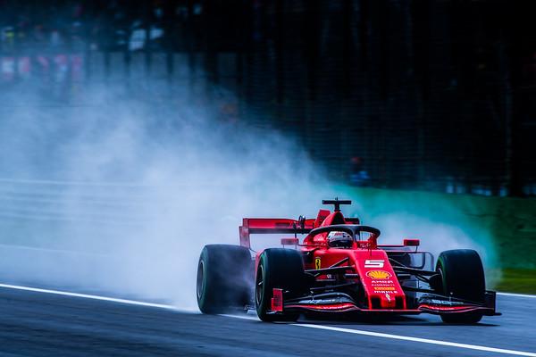 FP1, Monza, Italy