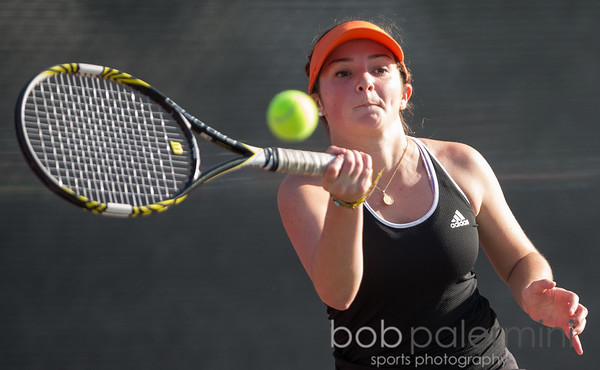 Oxy Women's Tennis vs Salisbury 3-18-14