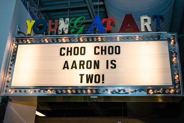 Aaron Koenig 2nd Birthday