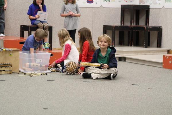 2nd Grade Holiday Showcase - December 15, 2014