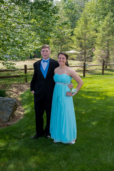 Taylors Prom Pictures