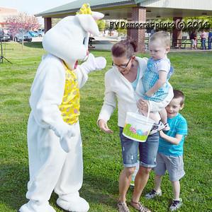 PV Easter Egg Hunt 2014