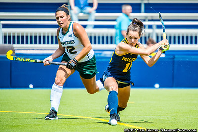 8-19-17 Michigan Field Hockey Vs MSU (EX)
