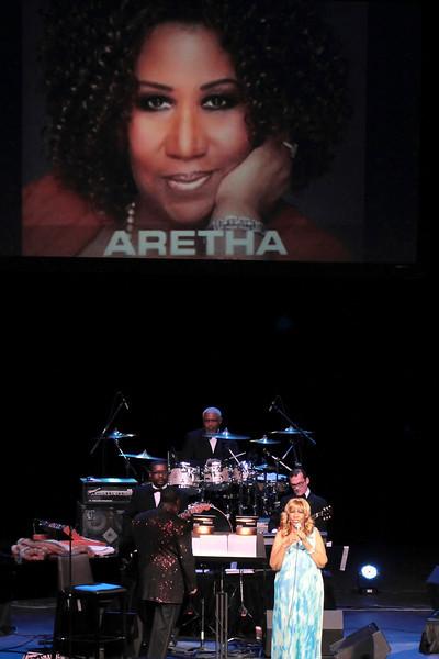 DBKphoto / Aretha Franklin 03/15/2014