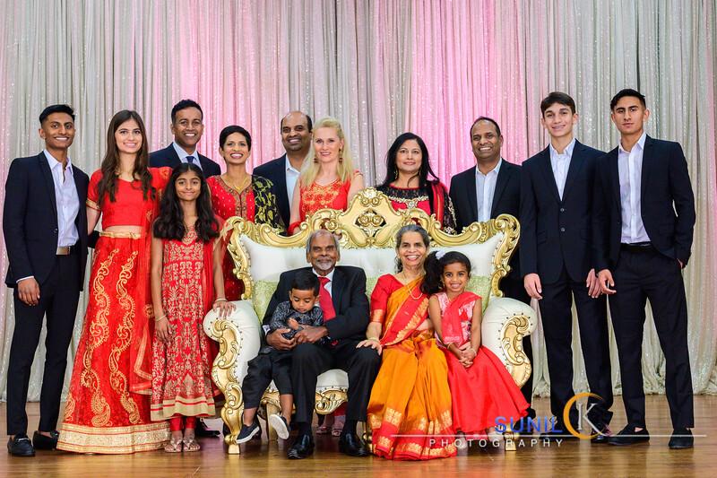 Thomas & Aleykutty Palakunnel 50th Wedding Anniversary