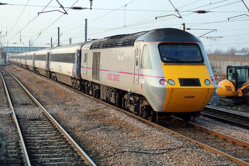 43318_43306 1825 Kings Cross-Harrogate East Coast Service.