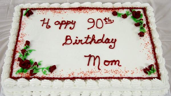 Mom's 90th