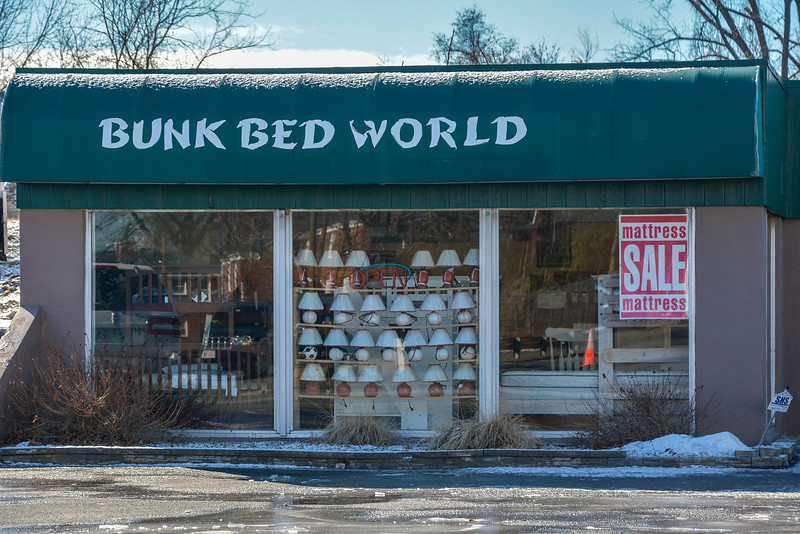 Bunk Bed World