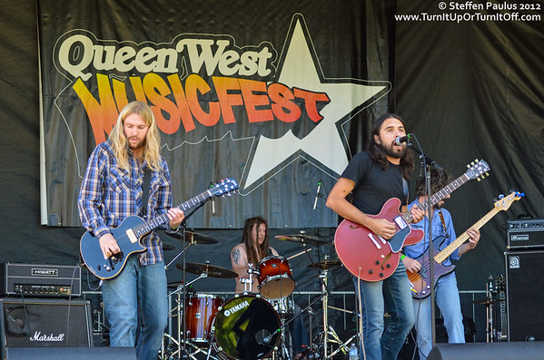2012.08.18 - Queen West Music Fest