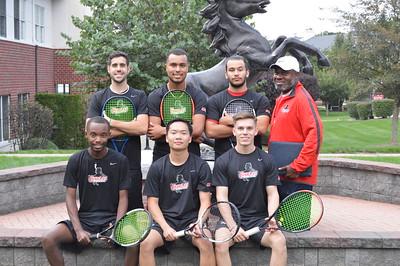 2021-2022 Men's Tennis Team