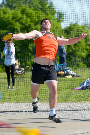 Platte County Track District Meet