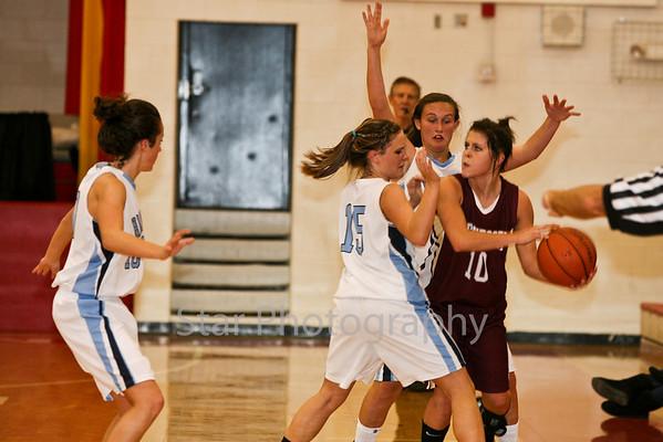 HHS Girls Basketball 11-20-10