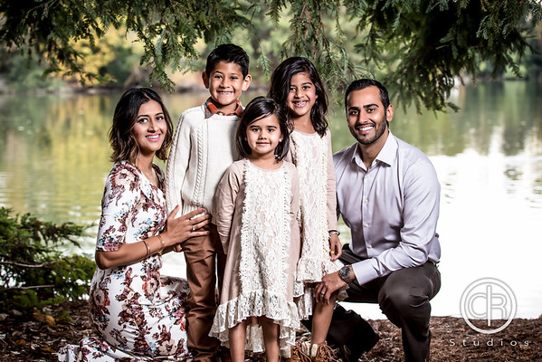 Dhaliwal Family Pictures