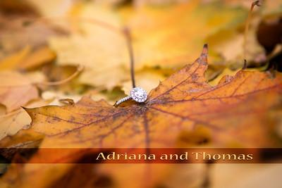 Adriana and Tom