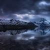 Dark Matterhorn