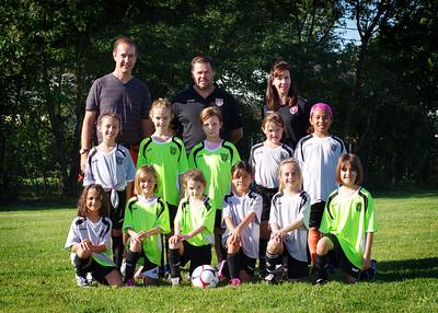 U8 Amherst Soccer
