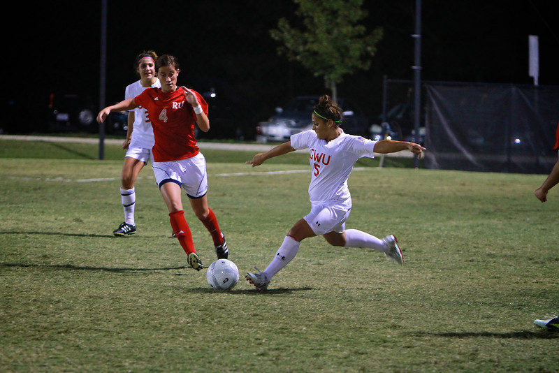 Women's Soccer vs. Radford; October 11, 2012