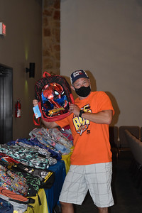 VBS/backpack drive