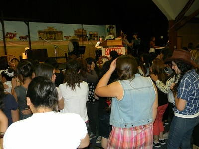 Girl's Ministry Camp 2014
