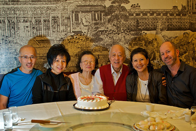 Poh Poh's Birthday