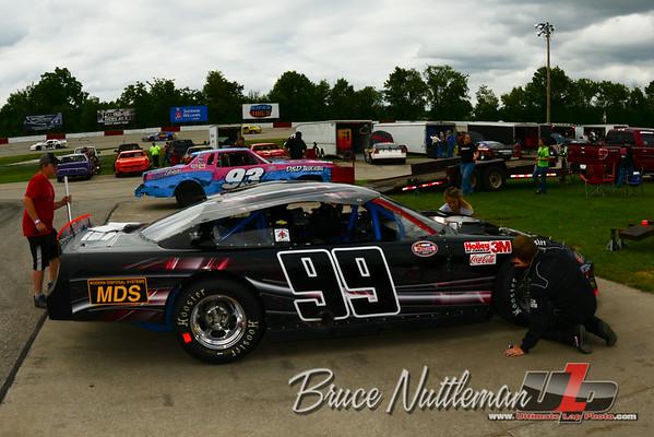 LaCrosse Speedway Practice, July 5, 2014