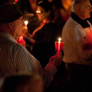 ALS Fundraiser - Day 1 - Candlelight Vigil