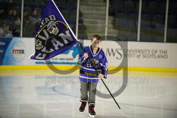 Braehead Clan v Hull Stingrays 16 Nov 2013