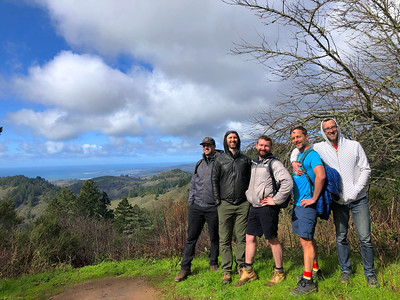 Purisima Redwoods: Feb 10, 2019