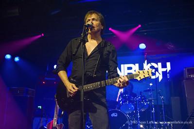 Stan Bush - Rockingham 2015