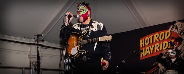 Los Rizlaz, Hot Rod Hayride 2013