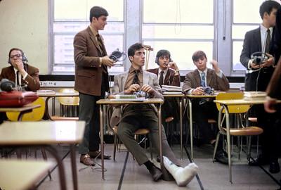 March 1969 -- featuring Mr. Joe Moylan, Mike Boitano, Bro. Gus Fitzgerald