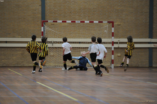 31 01 2009 E-Mixed Zaalvoetbal Tournooi