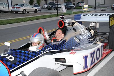 5-24-2013 B&L Indy 500 Dallara