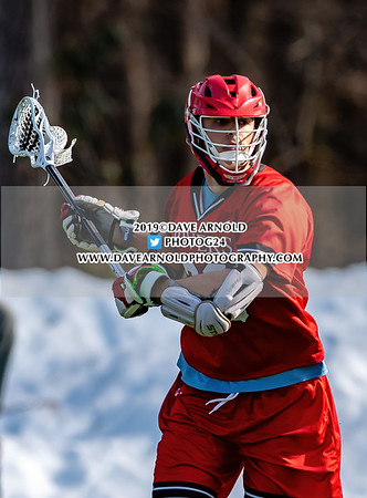 3/27/2019 - Boys Varsity Lacrosse - New Hampton vs Rivers