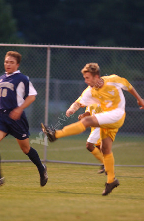 21665 Sports Information Mens Soccer WVU vs. Pitt