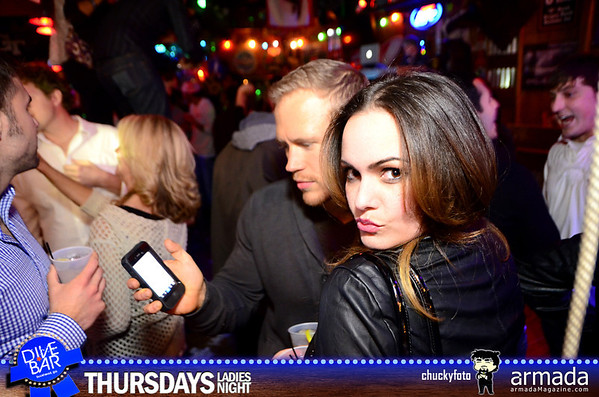 Dive Bar Thursdays - 11.14.2013